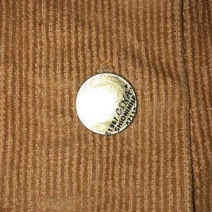 ROMWE Skirts - Romwe corduroy mini skirt
